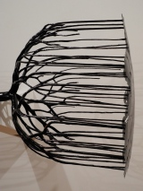 Untitled 2012, rope, wire, epoxy, paint